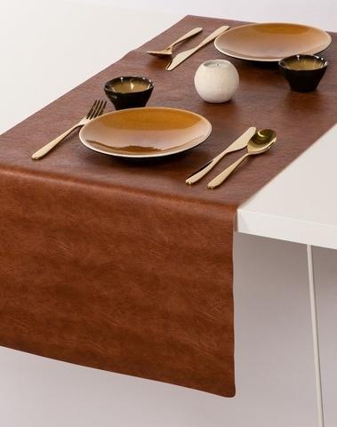 tafelrunner ziczac 45x145 cm