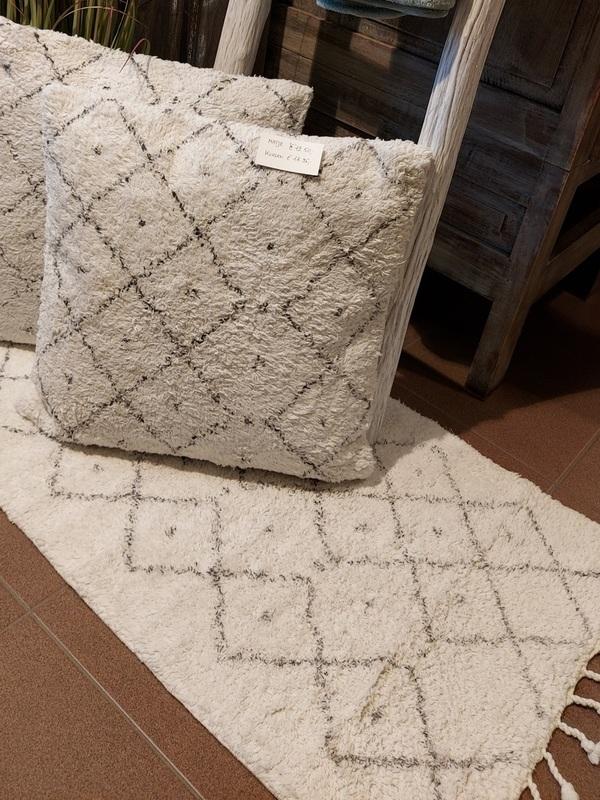tapijtje 'Berber' 50x80 cm nu -50%