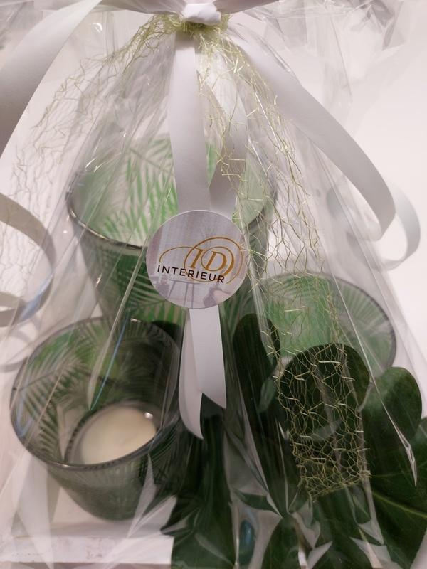 geschenk id-tje groen blaadje