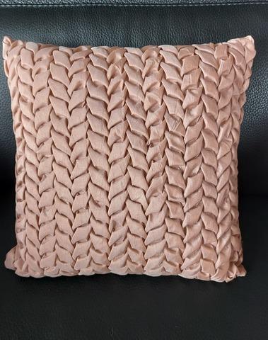 kussen cameo soft pink 40x40 cm