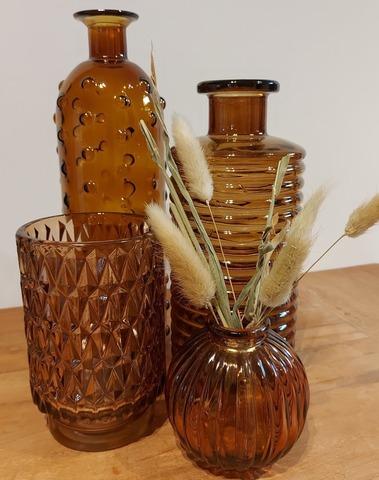 bottle line amber