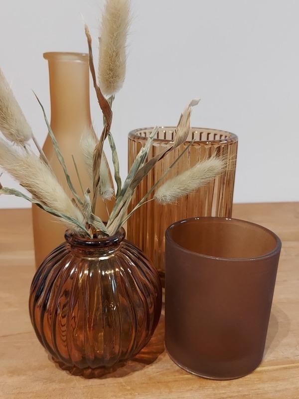 geschenk id-tje cognac kleur